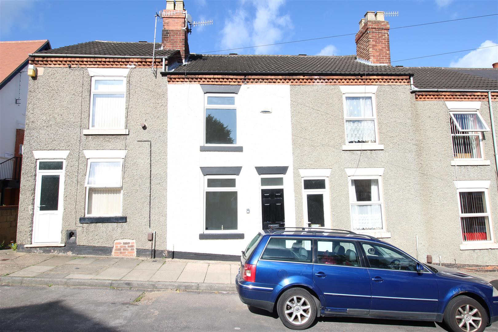 2 Bedrooms Terraced House for sale in Antill Street, Stapleford